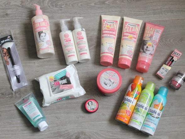Shoplog Duitsland | Soap & Glory en DM.