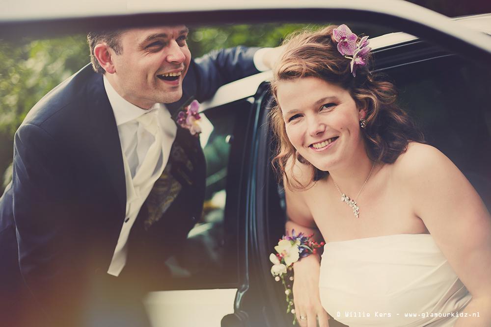 bruidsreportage, huwelijk, bruidspaar, bruidsmeisje, huwelijksinzegening, kerk, trouwlocatie