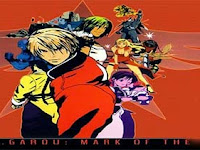 GAROU: MARK OF THE WOLVES Apk v1.0 Full Data