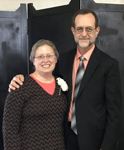 Rowen and Janet Albertson