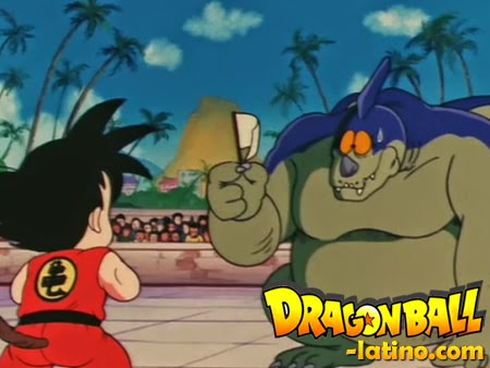 Dragon Ball capitulo 23