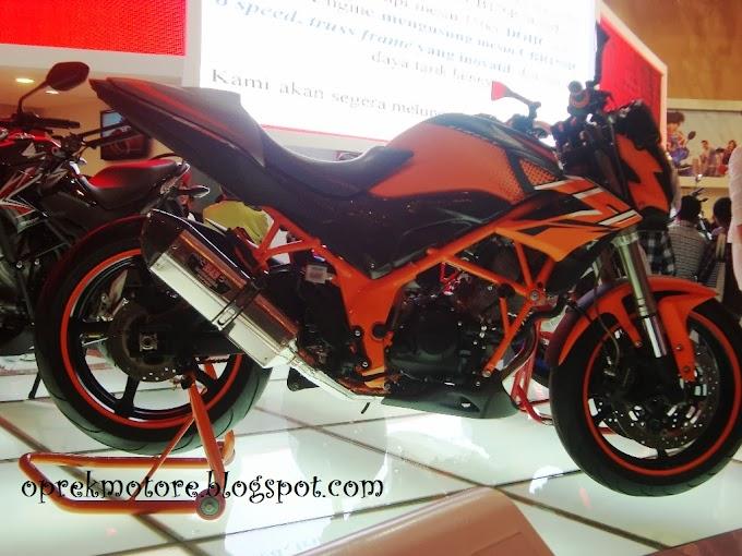 Konsumsi BBM Honda CB150R versi KLH 2013