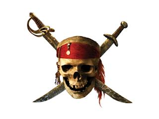 Piratas del Caribe logo