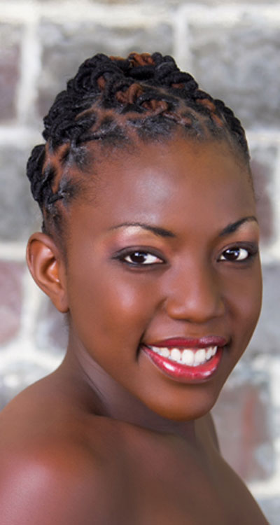 Markysa O'Loughlin,Miss World Saint Kitts and Nevis 2012