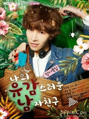 Bạn Trai Xui Xẻo Full Tập Lồng tiếng - My Unfortunate Boyfriend 2015 (2015)