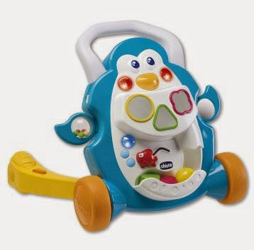 Amazon: Buy Chicco Penguin Activity Walker at Rs.2467
