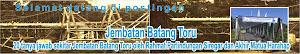 Jembatan Batang Toru : 20 tanya jawab sekitar Jembatan Batang Toru oleh Rahmat Parlindungan Siregar