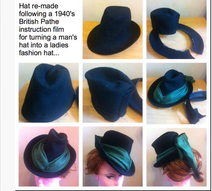 Шляпа цилиндр для куклы своими руками мастер класс 5