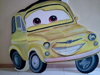 Pixer Cars