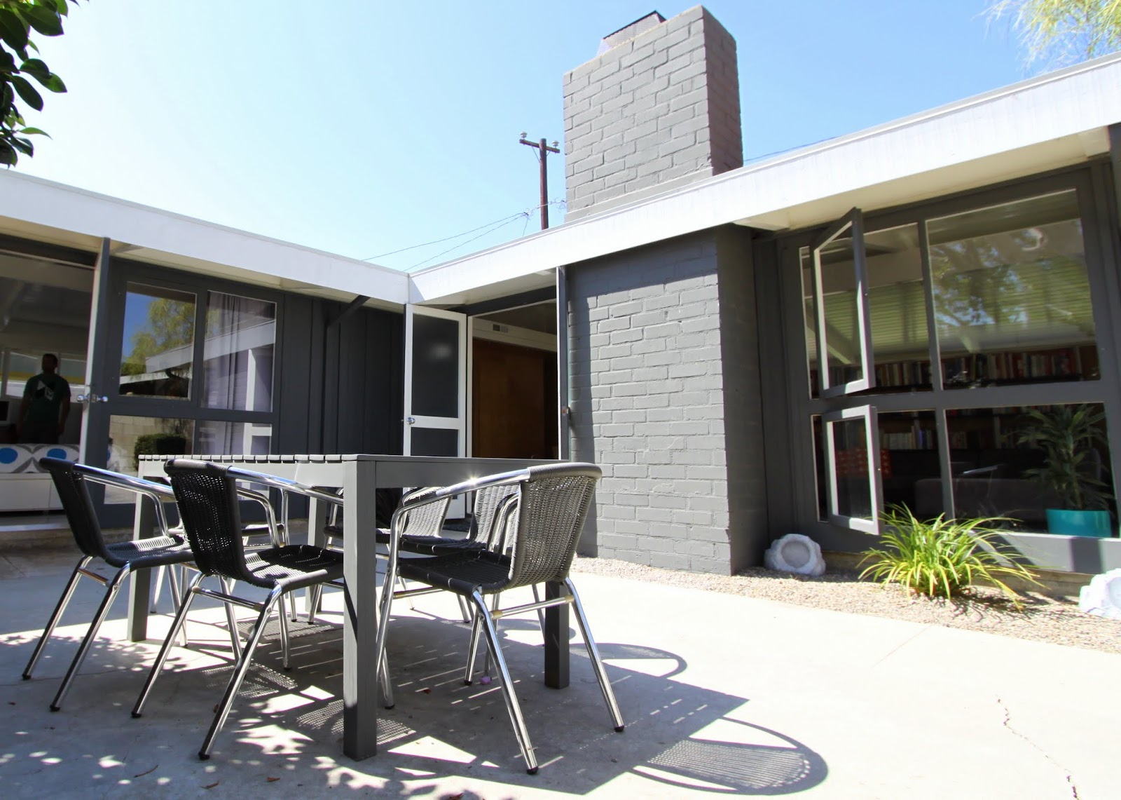 cliff may 1953 rancho-style mid-century in long beach - #1 | mid ...