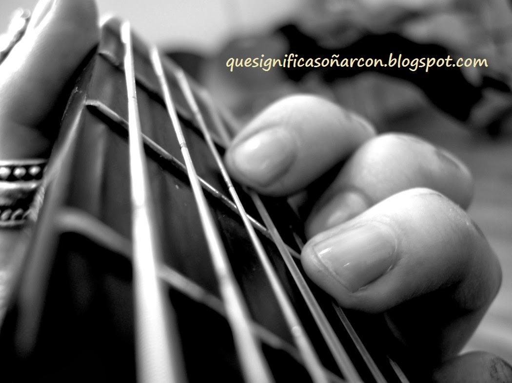 CUAL ES EL SIGNIFICADO DE SOÑAR CON MUSICA - Meaning of dreams