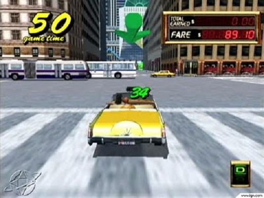 Crazy Taxi Driver 2 Game Download