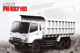 MITSUBISHI FN 627 HD 250 PS 10BAN