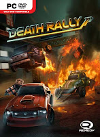PC Games Death Rally 2012 Full Patch