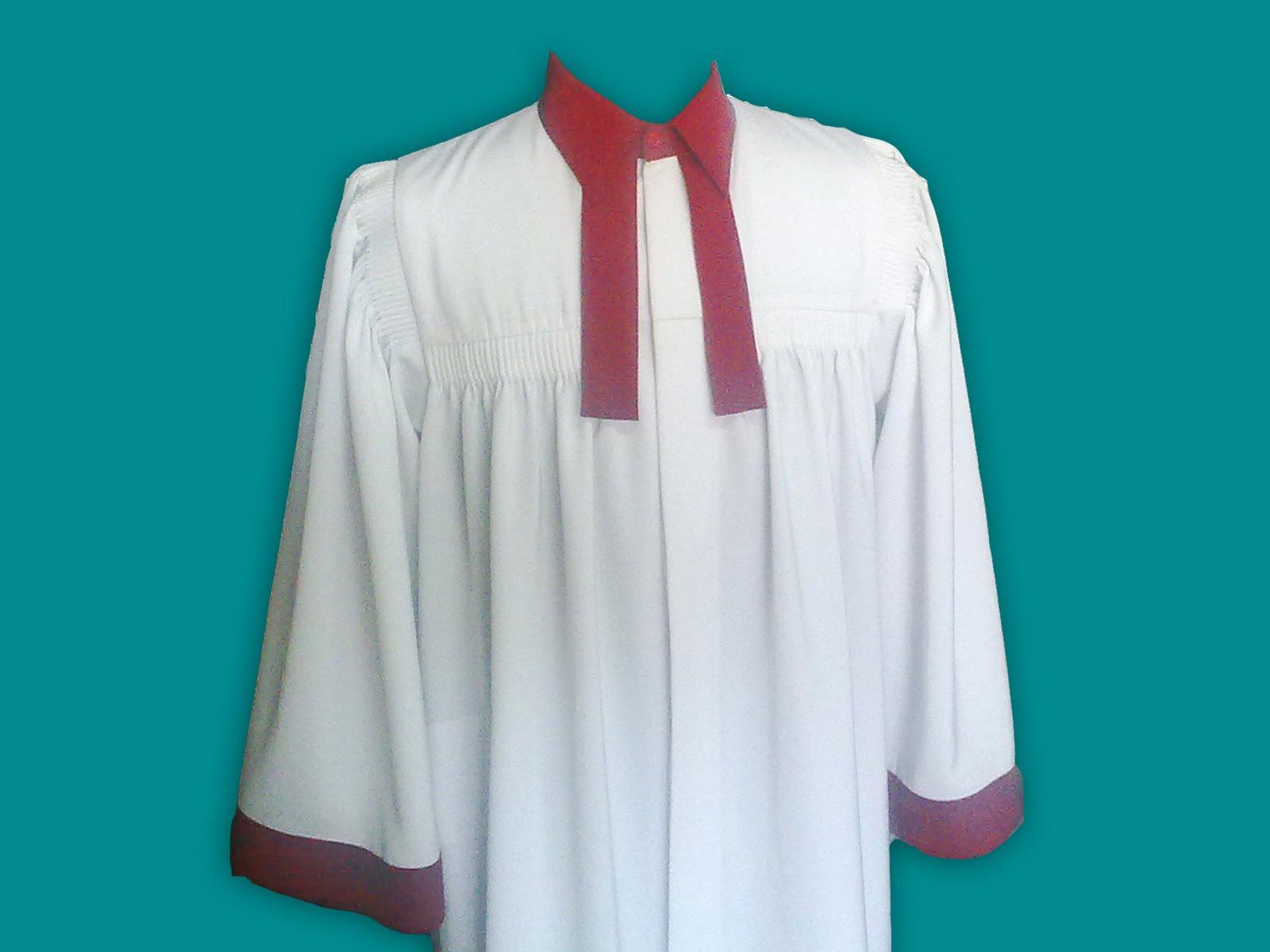 NDS TAILOR Menerima Order Pembuatan Jubah untuk Pendeta/Pengurus ...