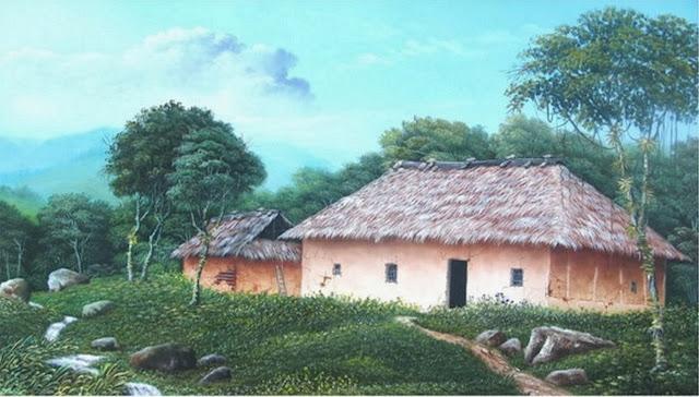 paisajes-con-arboles-y-casas