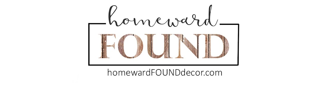 homewardFOUND decor