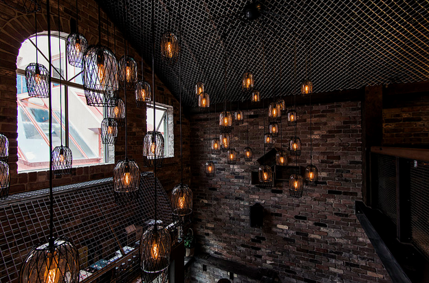 Nest of Pearls - Design Blog - Donny's bar designed by Luchetti Krelle
