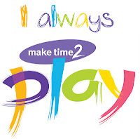 Make time 2 Play Badge