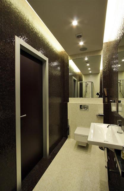 Ванная комната в ЖК Галина
