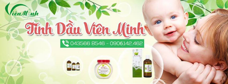 Tinh dầu Viên Minh
