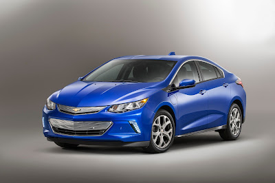 2016 Chevrolet Volt Achieves Impressive Fuel Economy