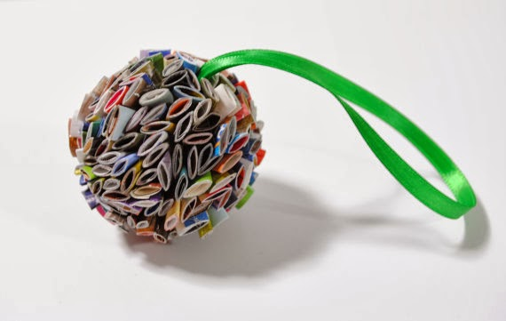 How To Recycle Recycled Christmas Tree Ornaments