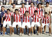 FÚTBOL PLAYA-Paraguay reina en la Copa Pilsener