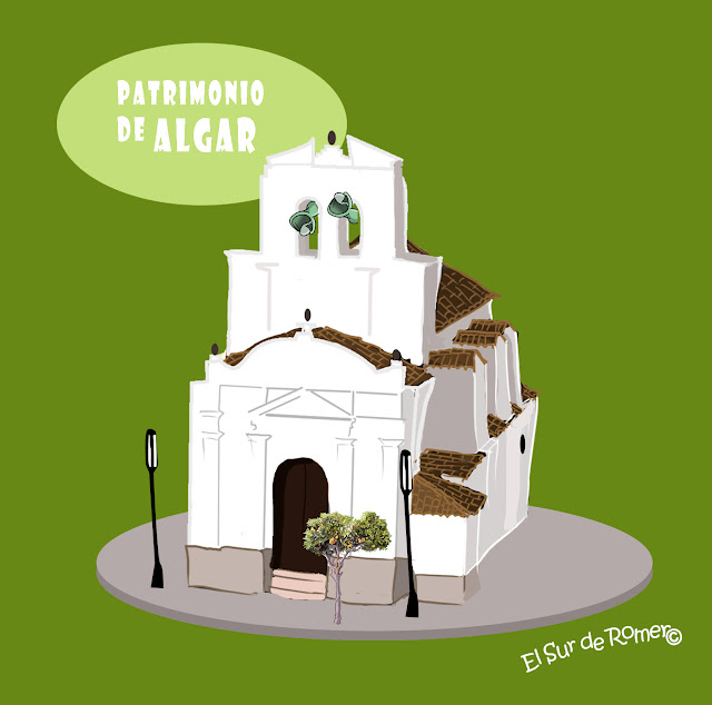 "<img src=""Iglesia de Guadalupe.jpg"" alt=""Iglesia de Algar en dibujo""/>"