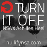 What Can You Do to Stop NSA Spying?