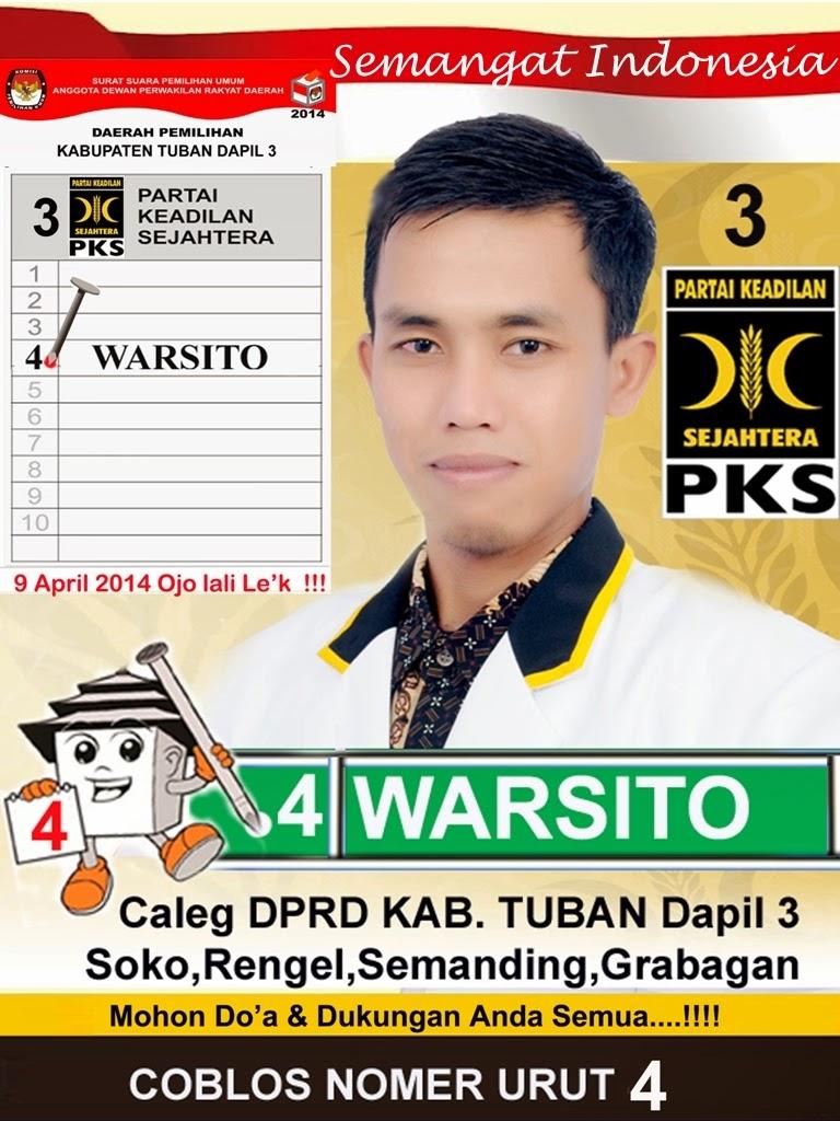 Caleg DPRD Tuban Terpilih