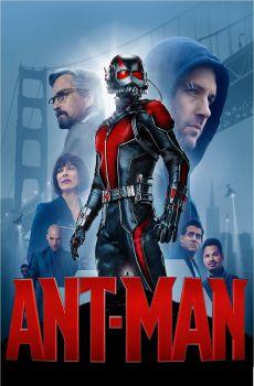 Poster de Ant-Man El Hombre Hormiga 2015