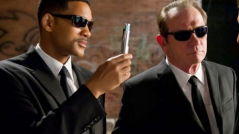 Men in Black neuralyzer
