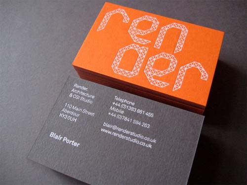 20 examples of business cards with beautiful typography funky trends this is especially true if youre a graphic or web design today i want to share the most successful examples of unique business cards colourmoves
