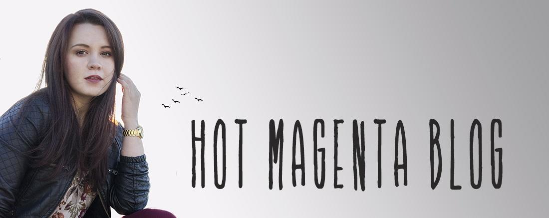 Hot Magenta Blog