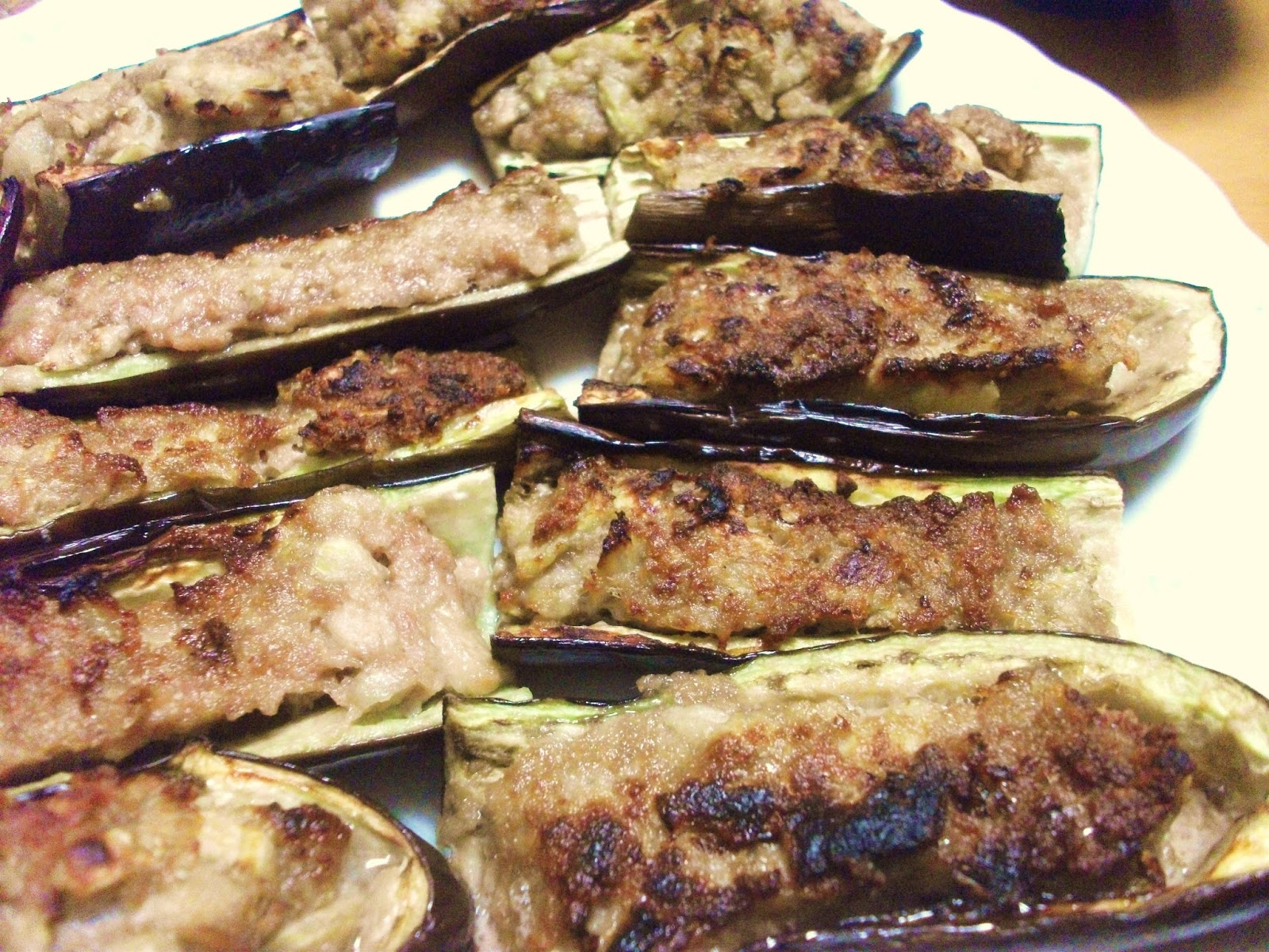 Japanese food recipes japanese stuffed green peppers and eggplant japanese stuffed green peppers and eggplant recipe forumfinder Image collections