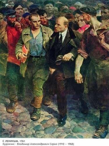 картины советских художников на мидиции чего появляются