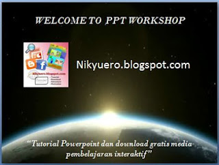 Background animasi bergerak powerpoint