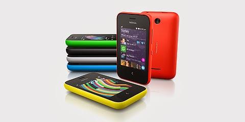 HP Nokia Asha 230