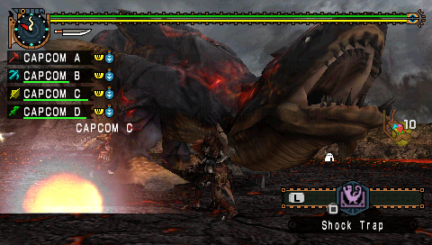 Download Monster Hunter Freedom Unite PSP/PPSSPP ISO Game Highly Compressed RIP