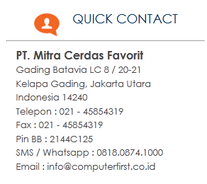 Tempat Kursus Komputer Murah Terbaik di Jakarta