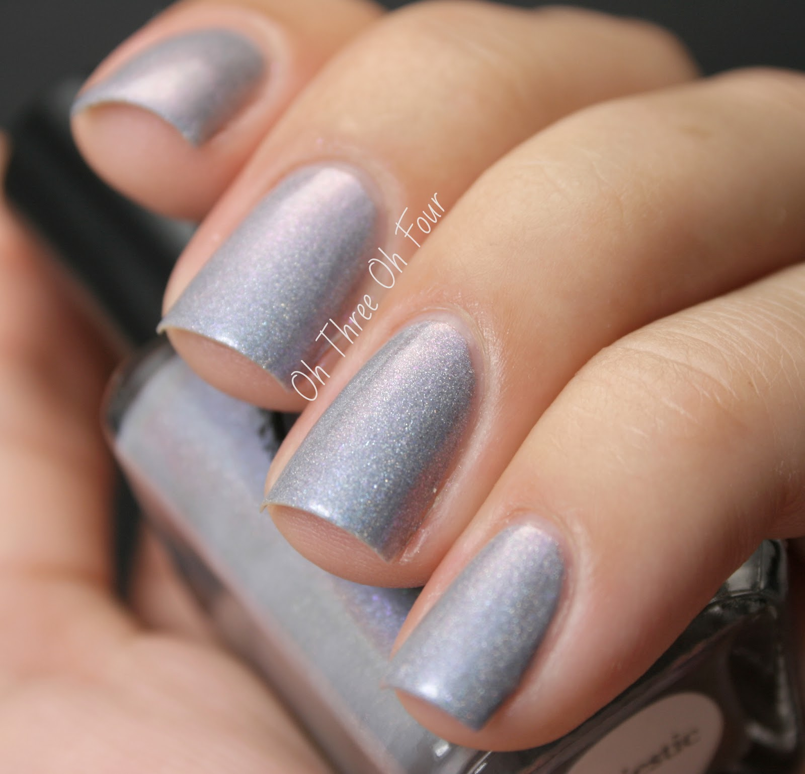 Oh Three Oh Four: Enchanted Polish Swatches