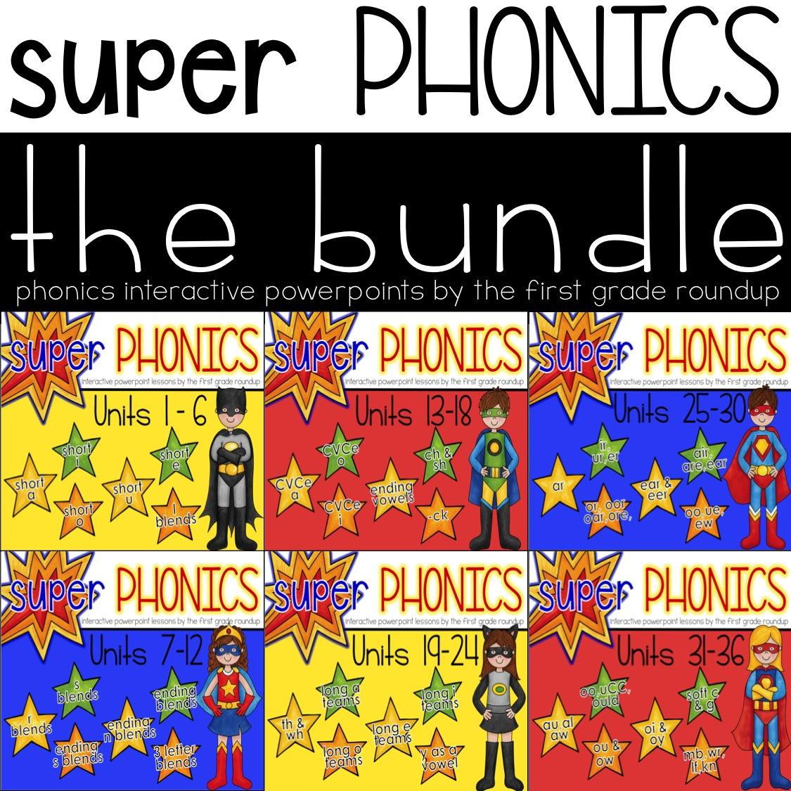 Super Phonics