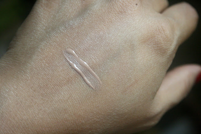 Perricone No Eyeshadow Eyeshadow Swatch