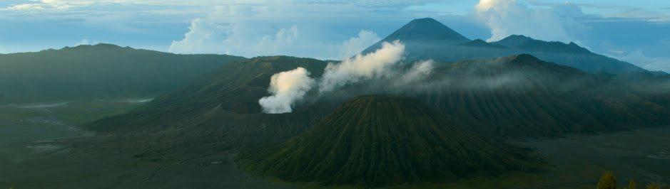 Explore Bromo Volcano