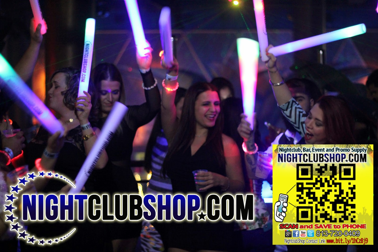 Glow Neon Party Supplies Led Party And Glow Supply