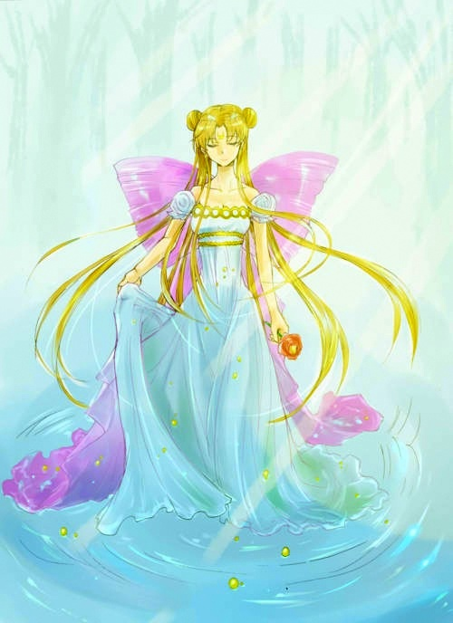 princess serenity and - photo #5