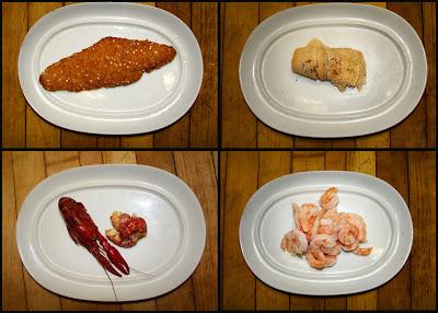 stjerneskud seafood smørrebrød Danish sandwich
