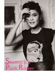 coleccion Shenna is a punk rocker