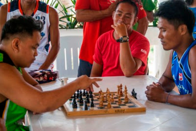Chess, Malapascua Exotic island dive resort, Sports fest 2015